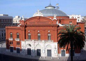 Teatri a Bari