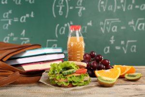 dieta universitaria