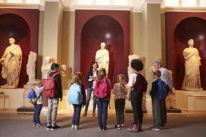 come lavorare nei musei