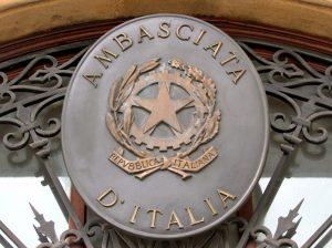 ambasciate italiane
